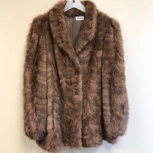 Neiman Marcus Fur Size L/XL